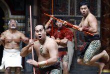 New Zealand's Ngakau Toa Theatre Company
