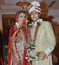 Bappa-Taneesha wedding album