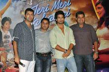 Shahid Kapur, Kunal Kohli, Sunil Lulla and Vicky Bahri