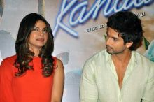 Shahid Kapur and Priyanka Chopra