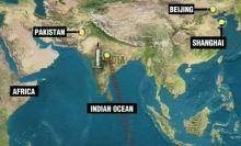 Agni-V ballistic missile launched