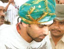 Crickter Zaheer Khan