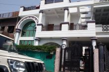 AN Mittal's residence in Bhopal
