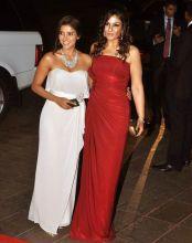 Raveena Tandon and Asin