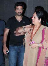 Harman Baweja with Sunanda Shetty