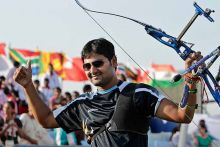 Jayanta Talukdar: One of India's medal hopefuls at the 2012 London Olympic Games
