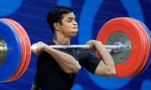 Katulu Ravi Kumar would be hoping for a good show at the 2012 London Olympic Games