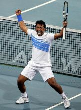 Leander Paes: Could be one of India's medal hopefuls at the 2012 London Olympic Games