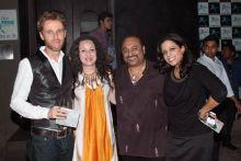 Mikey McClearly, Geetanjali Sriram, Leslie Lewis and Suki Dusanj