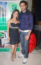 Rashmi Desai and Nandish Sandhu