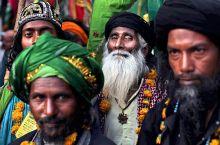 A Sufi devotee