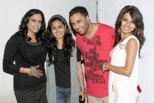 Suki Dusanj, Hashdeep Kaur, Ash King and Tia