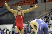 Sushil Kumar: One of India's medal hopefuls at the 2012 London Olympic Games