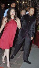 Anil and Tina Ambani