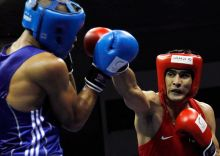 Vijender Singh: One of India's medal hopefuls at the 2012 London Olympic Games