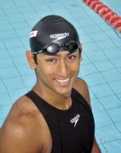 Virdhawal Khade would be hoping for a good show at the 2012 London Olympic Games