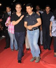 Aamir Khan and Vidhu Vinod Chopra