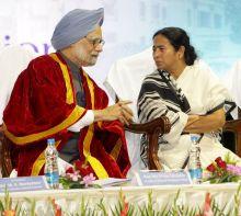 Manmohan Singh, Mamata Banerjee