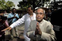 pranab mukherjee, media, parliament house