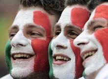 Italians fans