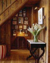 Under stair space
