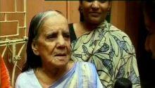 Pranab's elder sister Annapurna Banerjee