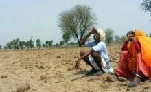 A farmer couple