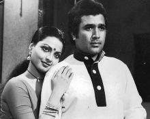 Rajesh Khanna and Rekha