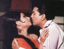 Rajesh Khanna and Sharmila Tagore