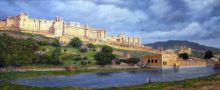 Amer fort painting
