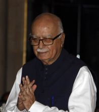 Senior BJP leader L.K Advani