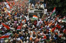 Baba Ramdev vs Government