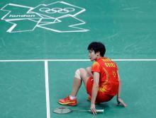 China's Wang Xin