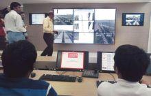 Yamuna Expressway control room