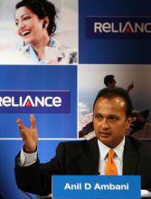 Anil Ambani at Reliance Power AGM in Mumbai