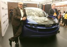 Dilip Chhabria launches an automotive masterpiece