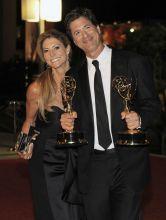 Steven Levitan and Krista Levitan