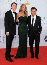 Michael J. Fox amd Tracy Pollan