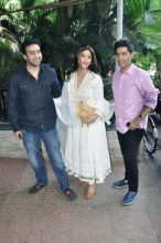 Shilpa Shetty, Raj Kundra and Manish Malhotra.