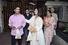 Shilpa Shetty, Raj Kundra, Manish Malhotra, Surendra and Sunanda Shetty,