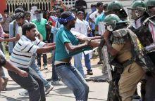Telangana statehood campaigners