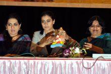 Kajol and Shaina NC