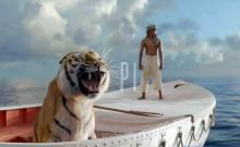 A still from Life Of Pi
