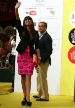 Priyanka Chopra and Aroon Purie