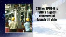 PSLV-C21 blasts off