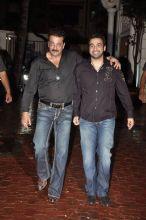 Sanjay Dutt and Raj Kundra