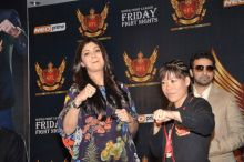 Raj Kundra, Shilpa Shetty and Mary Kom