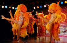Moulin rouge, Cabaret dancers, Mumbai