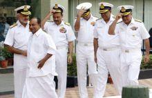 Defence Minister A.K. Antony