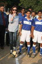 Mumbai Indians ties up with Mumbai Schools Sports Association